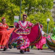 Cinco de Mayo Parade. Photo: Chon Kit Leong - Dreamstime.com