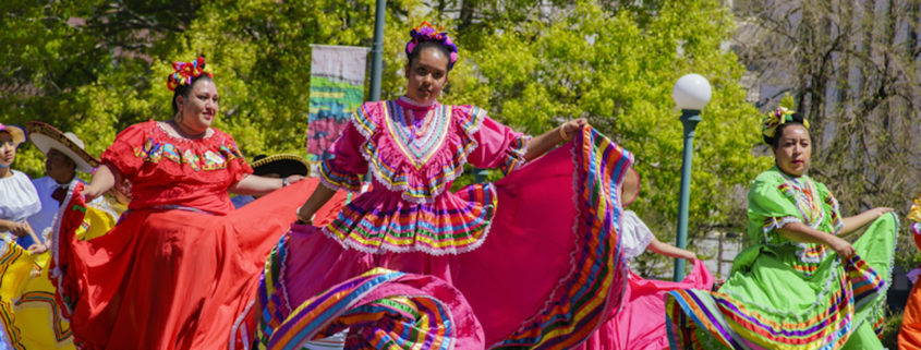 Cinco de Mayo Parade. Photo: Chon Kit Leong - Dreamstime.com