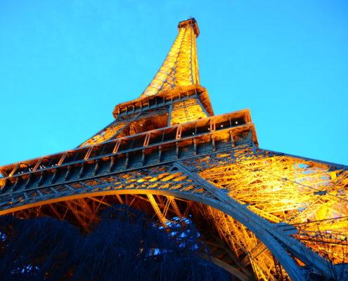 Paris. Photo: Teresa Bitler