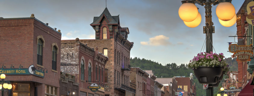 Deadwood Main Street.