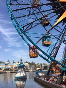 Disney Adventure Park.