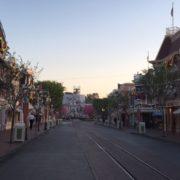 Disneyland, Main Street.