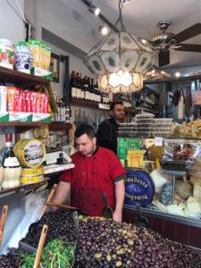 Israel Levinsky Market Deli.
