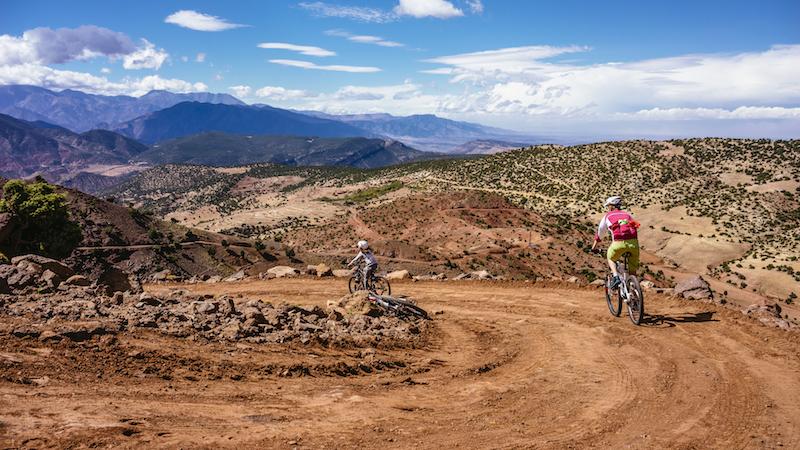 Morocco. Photo: Saddle Skedaddle