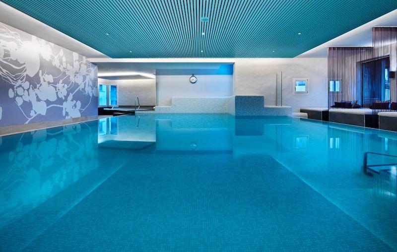 Mountain pool. Photo: Giardino Hotels
