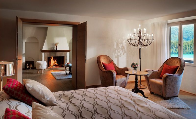 Mountain suite. Photo: Giardino Hotels