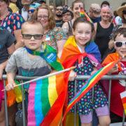 NYC Pride March.