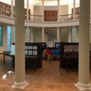 National Gallery History Rotunda Singapore.
