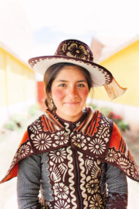 At the Sacred Valley, Peru