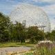 Quebec Province, Canada. Parc Jean Drapea Isle. Photo: Stillman Rogers