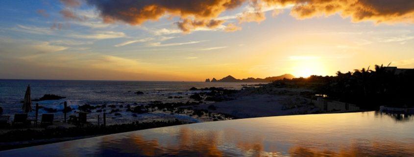 Cabo San Lucas luxury resort.