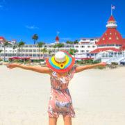 Coronado Central Beach. Photo: Bennymarty   Dreamstime.com