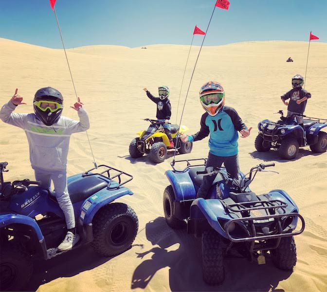 ATV Rides.