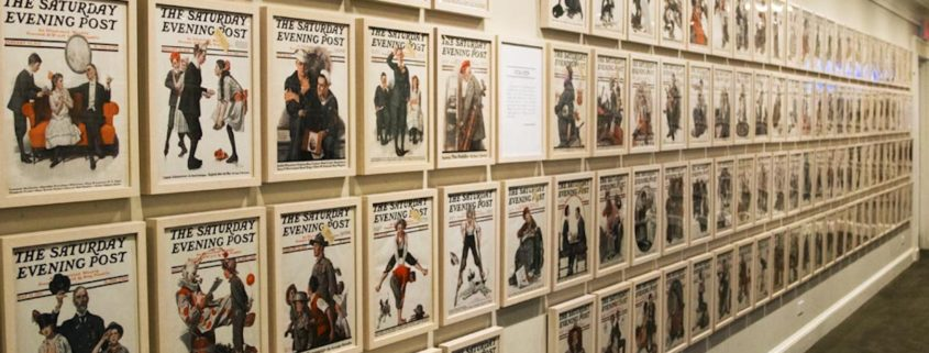 Norman Rockwell Museum.