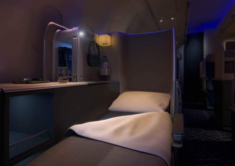 Brussels Airlines Boutique Hotel in the Sky