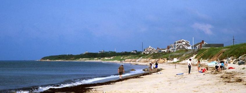 Cape Cod Beach. Photo: Stillman Rogers