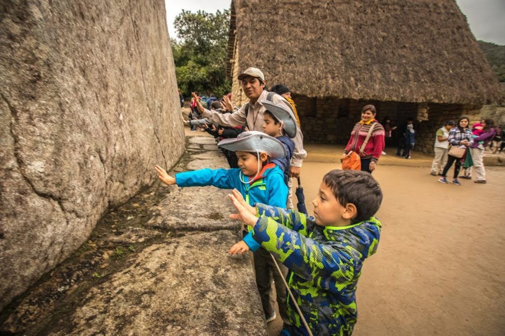 Machu Picchu Family Tour - Adventures with Allco.