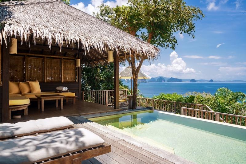 Ocean Pool Villa.