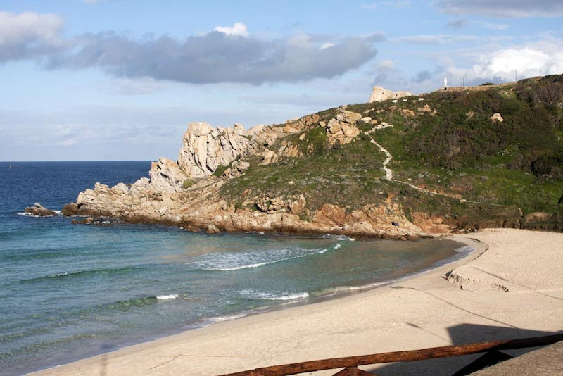 Santa Theresa Gallura, north coast. Photo: Stillman Rogers