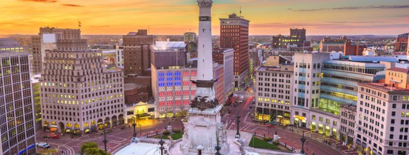 Indianapolis, Indiana.