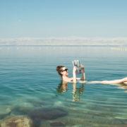Dead Sea vacation.
