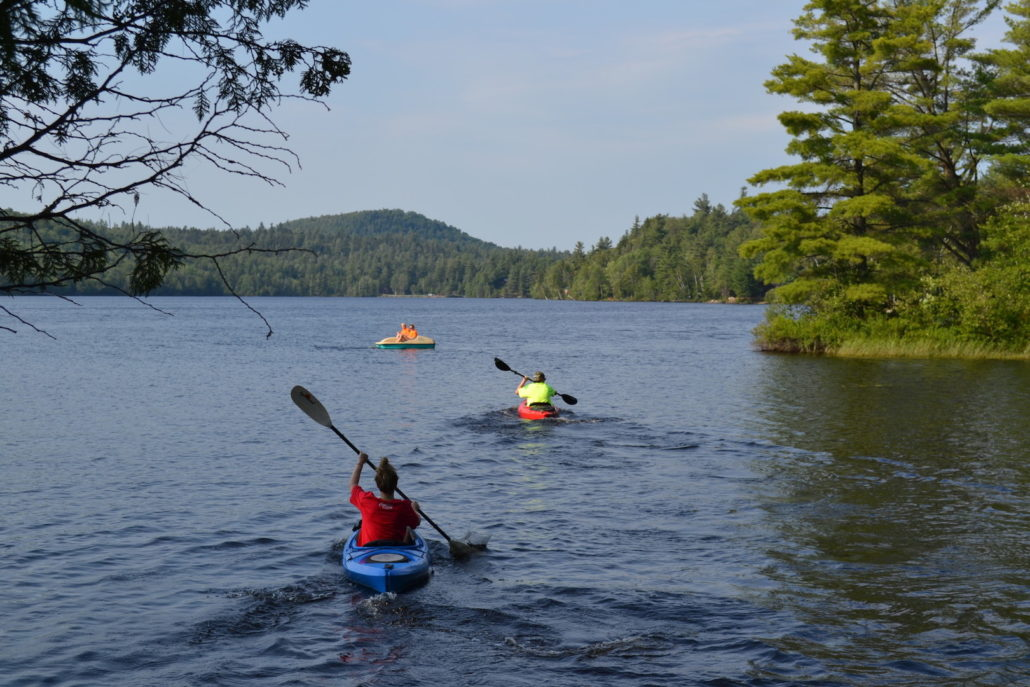Kayaking. Photo: Visit Adirondacks