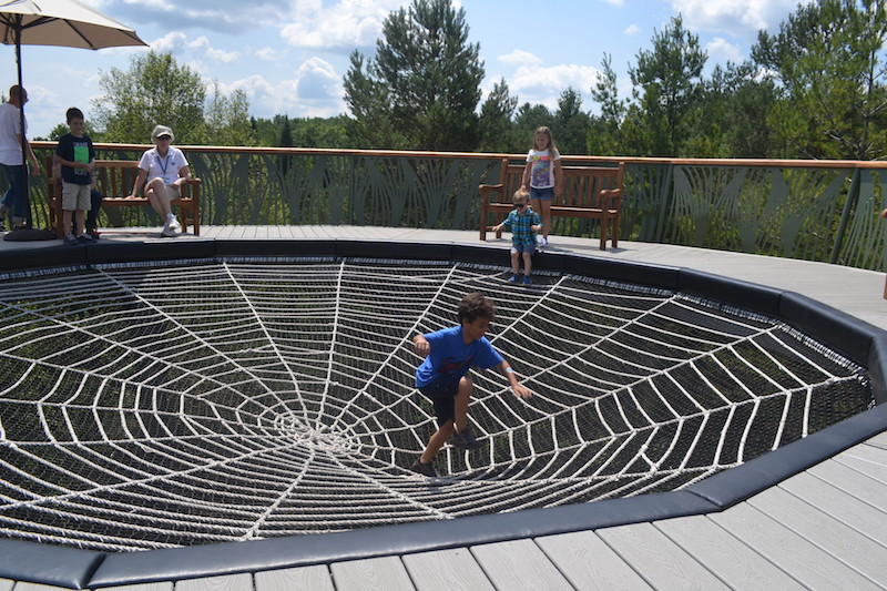 Activities with the kids: Photo: Visit Adirondacks