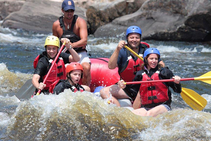 Rafting. Photo: Visit Adirondacks