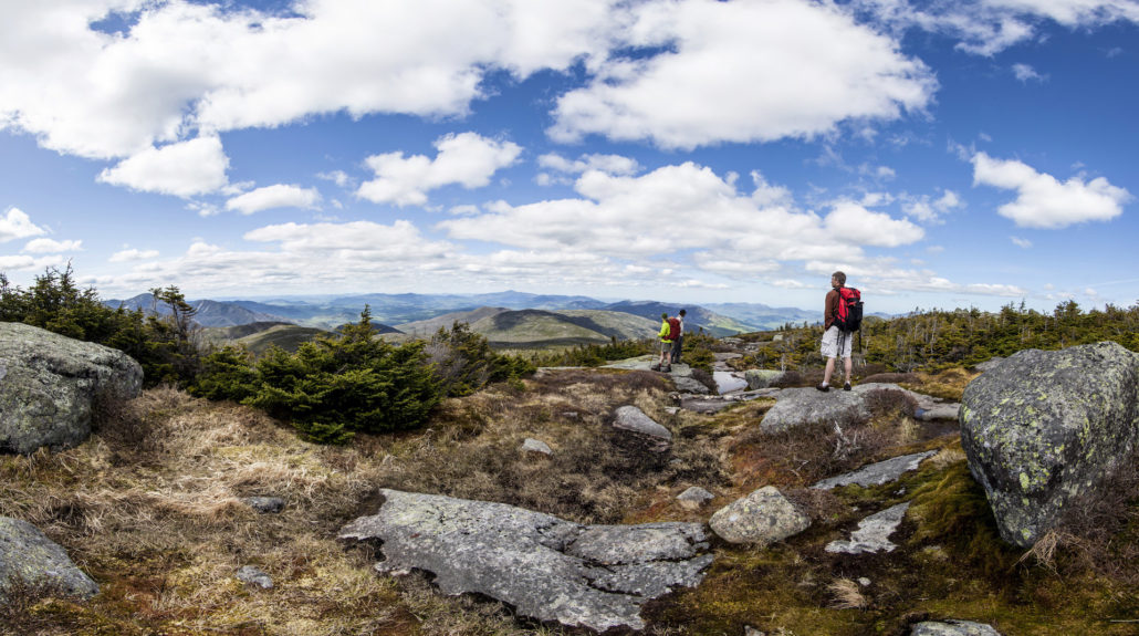 Hiking views. Photo: Visit Adirondacks