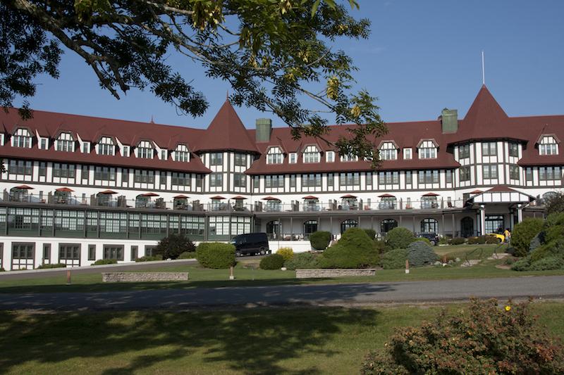 Algonquin Hotel. Photo: Stillman Rogers