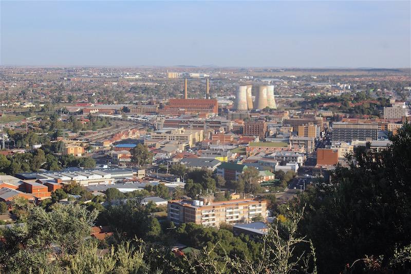 Views of Bloemfontein