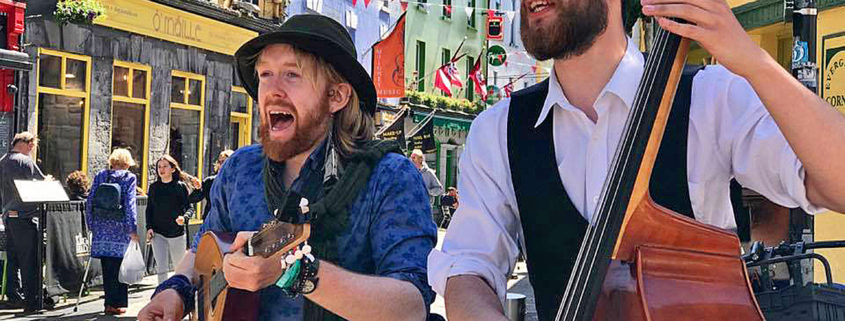 Galway-Buskers