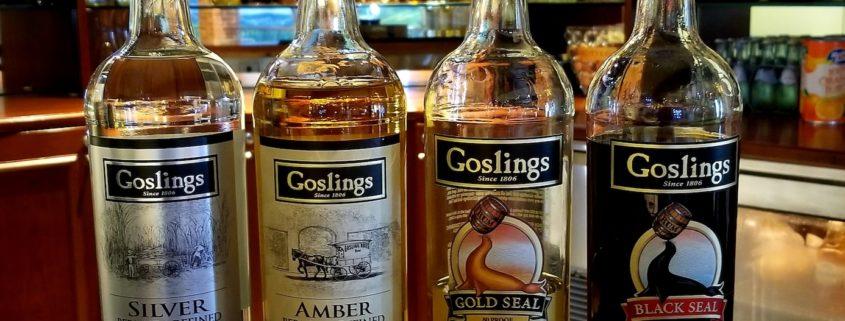 Gosling's Rums