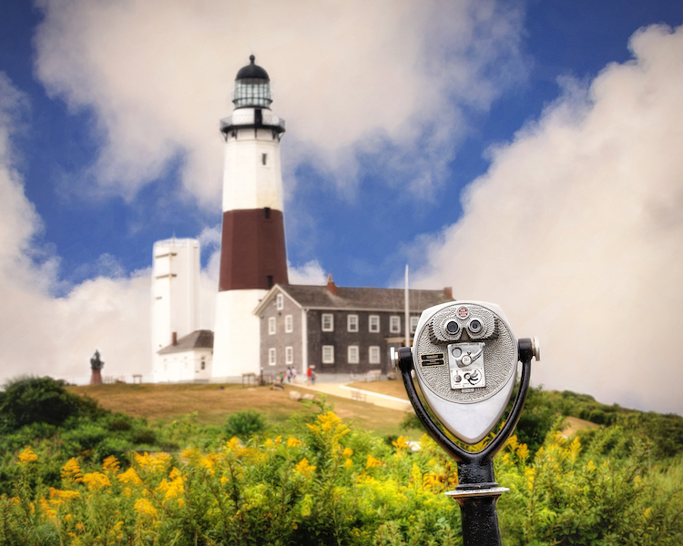 Montauk Lighthouse. Photo: Discover Long Island, Vicki Jauron