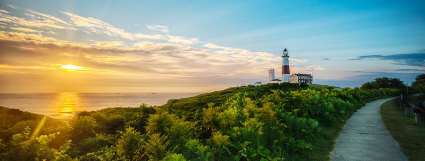 Montauk Lighthouse - Point.