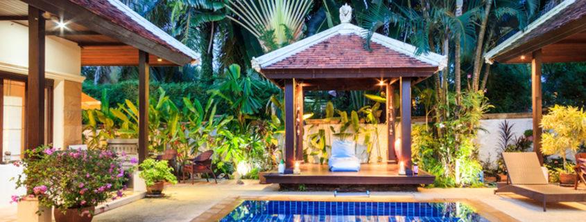 Luxury villa in Phuket, Thailand