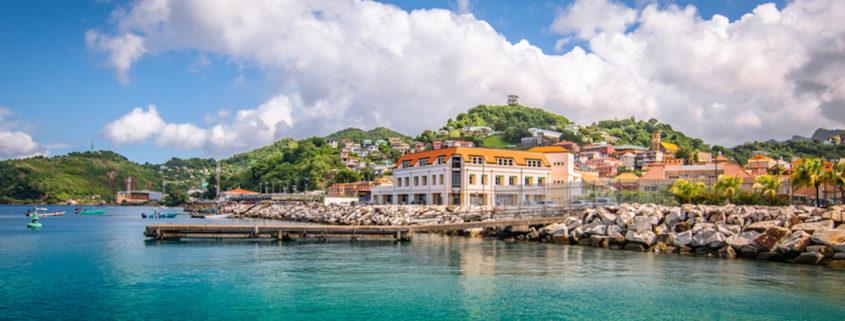 Grenada in West Indies, Caribbean