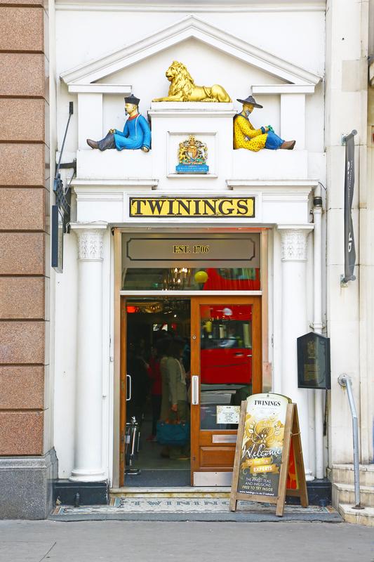 Twinings in London