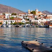 Daytrip to Galaxidi, Greece.