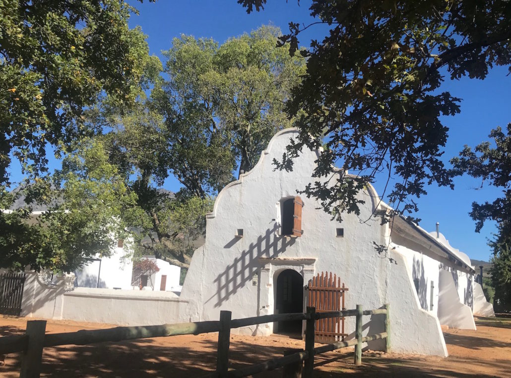 Franchhoek Babylonstoren Farmhouse