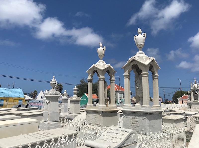 Jewish Cemetery, Curacao.