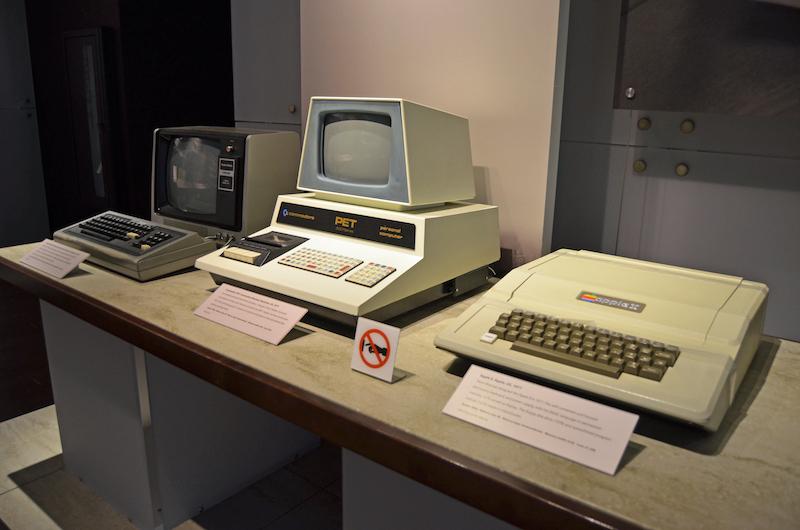 San Jose Computer History Museum. Photo: Teresa Bitler