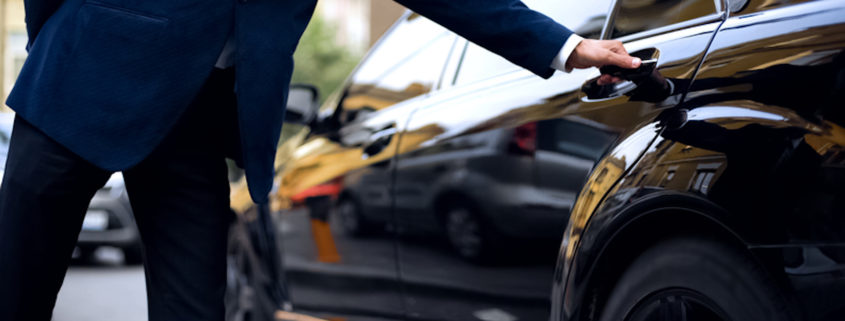 Car service with personal driver