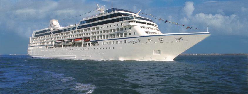 Insignia, Oceania Cruises