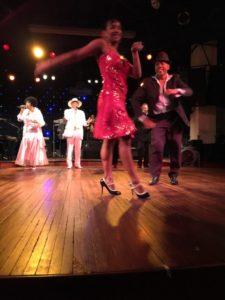 Music and dancing in Havana.